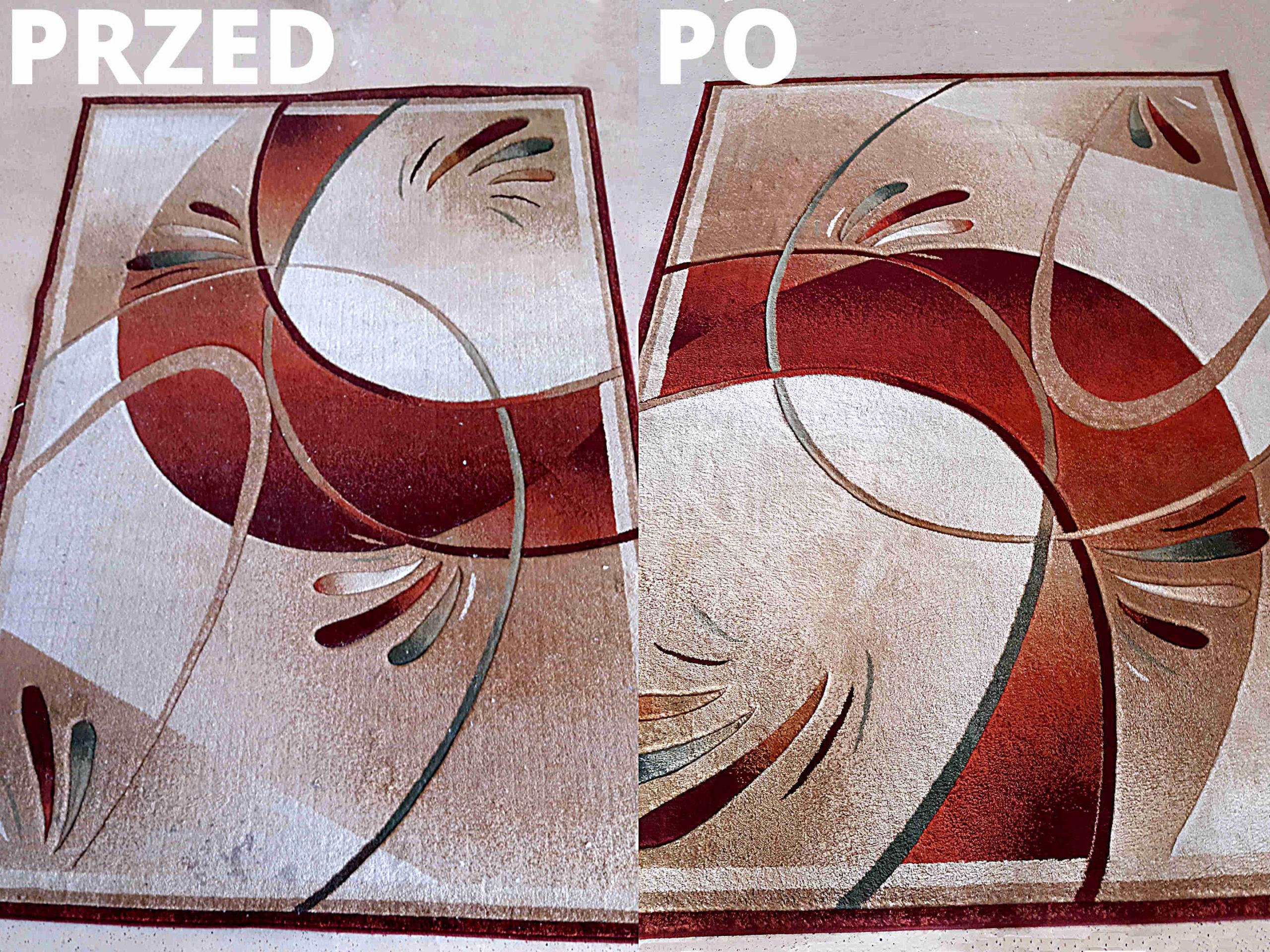 porównanie dywanów